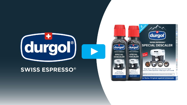 Durgol Swiss Espresso: Unless You Want Your Machine to Die of a Heart Attack – Durgol & Frieling